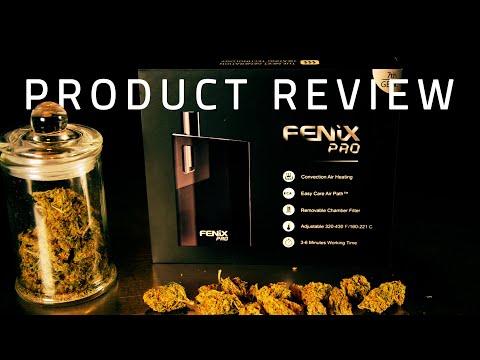 Fenix Pro Dry Herb Vaporizer Review