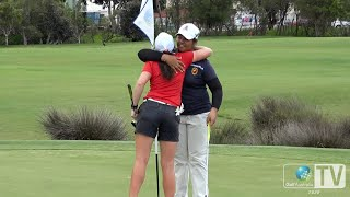 Highlights of the Women's Final at the 2020 Australian Amateur Championship