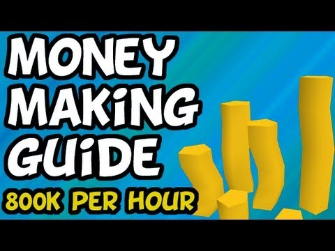 how to make money in runescape low level