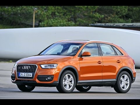 Audi Q3 - Kompakt-SUV im Leistungscheck