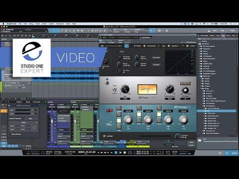 What's New In PreSonus Studio One 3.5