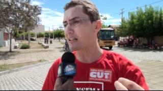 Jaguaribara Servidores Públicos Municipais Realizam Manifestação Parte 2