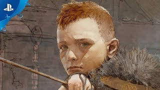 God of War - A Call From the Wilds at PSX | PS4