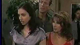 Bianca and Frankie meet - All My Children 2001