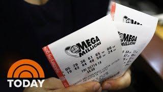 Mega Millions' History-Making $1.6 Billion Jackpot Sparks Frenzy | TODAY