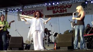 Be My Baby - Melissa Manchester @ 2014 KSBR Bash (Smooth Jazz Family)
