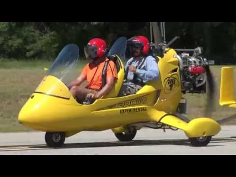 Wrens Gyroplane Fly-in Event