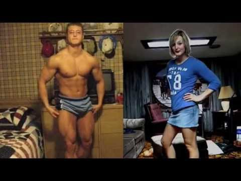 Fitness Guy Transforms into Feminine | TransSingle