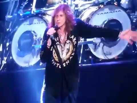 Whitesnake LIVE Here I Go Again On My Own August 14, 2018 Toyota Music Factory