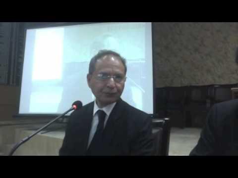 LHCBA Law Lecture: Jst (r) HAFIZ TARIQ NASIM ASC on Service Laws