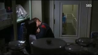"Поцелуй Ли Мин Хо и Пак Шин Хе в дораме ""Наследники"" - 16 серия!"