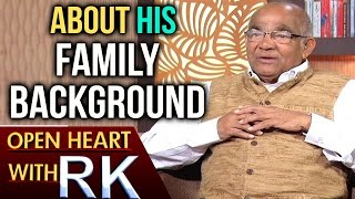 Former RBI Governor About His Family Background | Open Heart With RK | ABN Telugu HD thumbnail