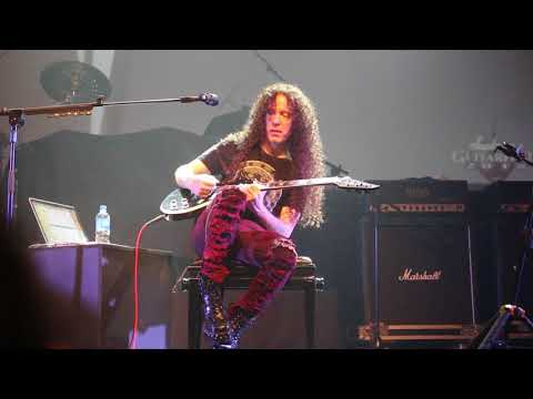 "Marty Friedman - ""Devil Take Tomorrow"" Live at Guitar Clinic in Buenos Aires 31.03.2018"