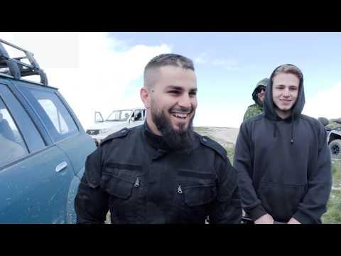 Немцы о Чеченской республике. VLOG Муслима Байтазиева