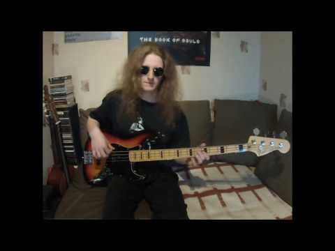 Rush - BU2B (live from Time Machine Tour); (bass cover)