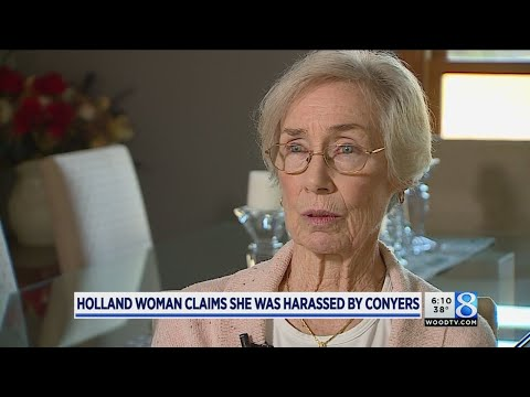 Holland woman claims she was harassed by Conyers