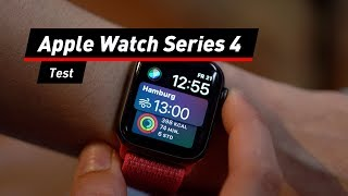 Praxis-Test: Was ist neu bei der Apple Watch Series 4?