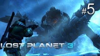 Lost Planet 3 прохождение с Карном. Часть 5
