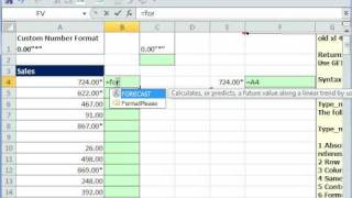 Excel Magic Trick 431: Excel 4 GET.CELL Macro Function