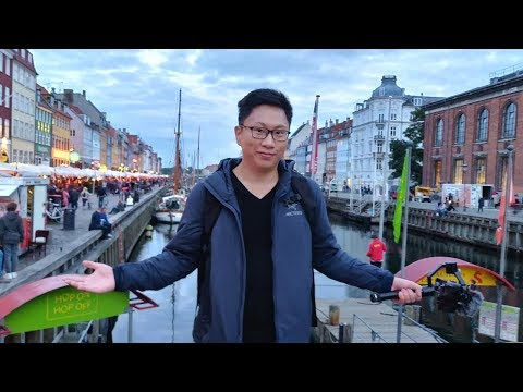 Card Strategy for Traveling to Copenhagen (Denmark)