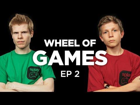 'Jag ska döda honom!' - Wheel of Games   Ep.2