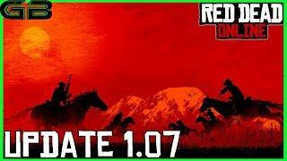 Red Dead Online Update 1.07