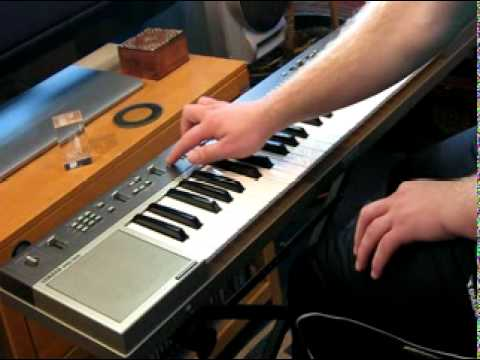 Yamaha ps 55 portasound keyboard part 2 2 youtube for Yamaha keyboard parts