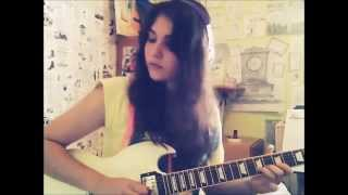 Sultans of Swing - Dire Straits cover by Anastasia