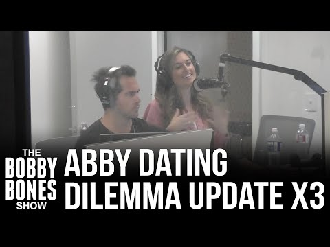 Abby Shares A Possible Photoshop Situation In Dating Dilemma With Random Texter