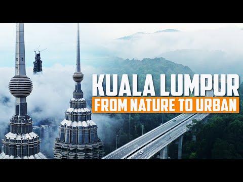 KUALA LUMPUR - FROM NATURE TO URBAN