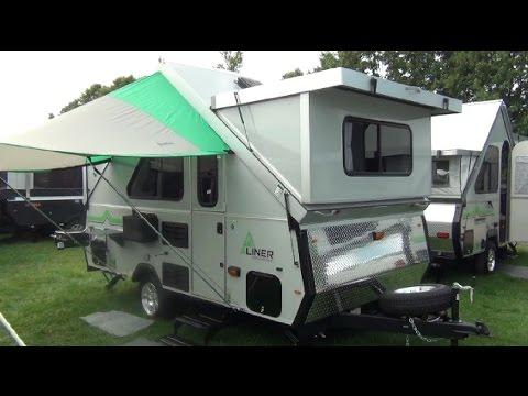 New 2017 Aliner Explorer Mount Comfort Rv Youtube