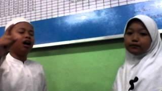 Latihan Pupuh Sunda  Maskumambang