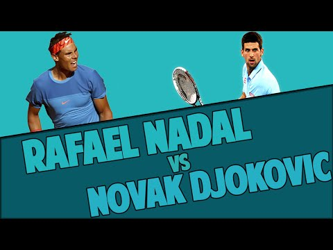 Rafael Nadal vs Novak Djokovic - FINAL - Doha