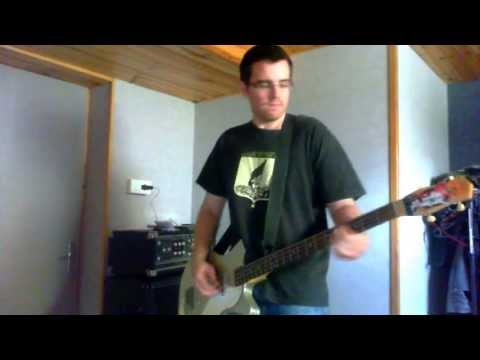 Punk by the book - Anti Flag (bass cover)
