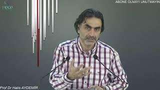 16.06.2019 16 - NAHL Suresi   126 - 127   Prof Dr Halis Aydemir Hece Derneği canlı-yayın