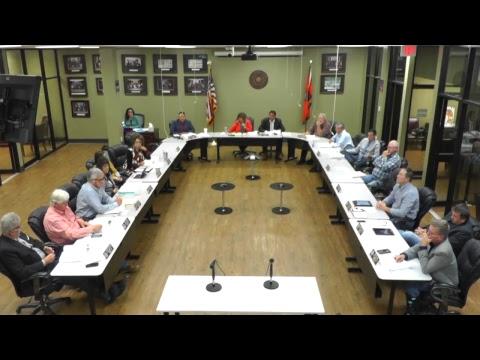 Health Committee Meeting - 11/13/2017