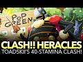 CLASH!! HERACLES 40-STAMINA RUNTHROUGH!!! (One Piece Treasure Cruise - Global)
