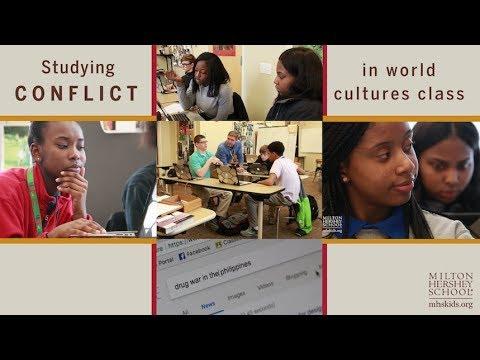 Understanding Conflict - World Cultures