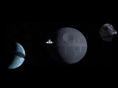 [YTP] Death Star vs. Death Star 2 vs. Starkiller Base