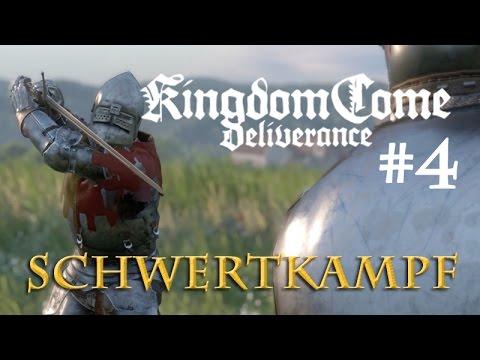 Wie wird Kingdom Come: Deliverance? Teil 4: Der Schwertkampf (Infovideo)