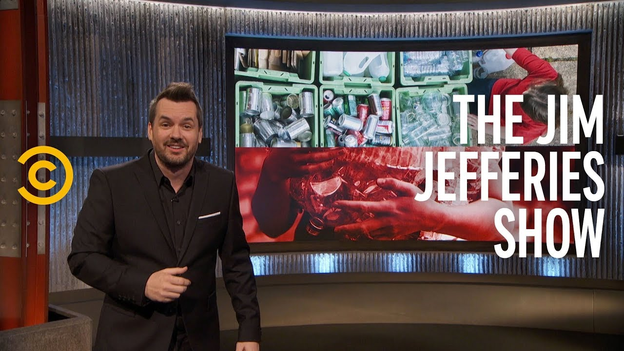 America Has a Recycling Problem - The Jim Jefferies Show