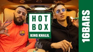 HOTBOX mit King Khalil & Marvin Game (16BARS.DE)