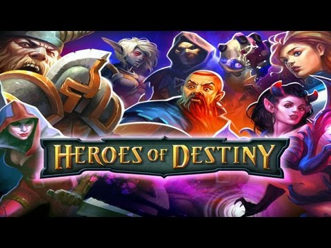 Heroes of Destiny - Universal - HD Gameplay Trailer