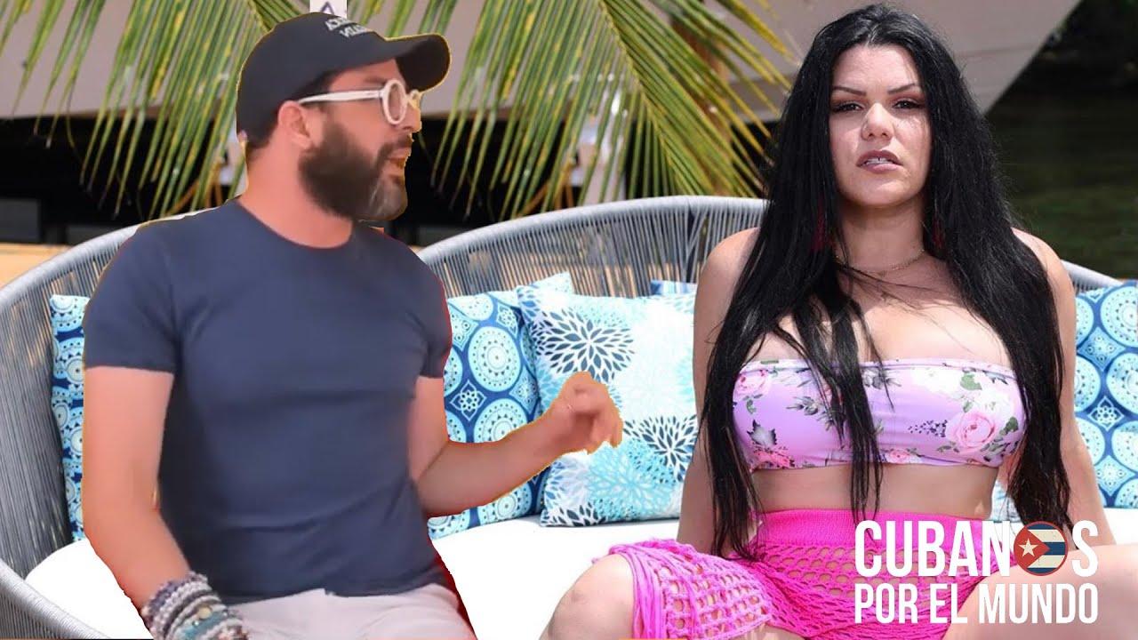 Acttices Porno Cubanas angelina castro dice que quiere un hijo con alex otaola