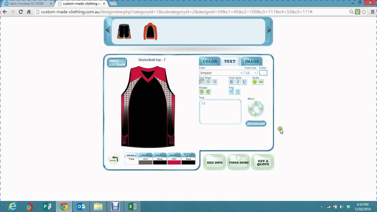 Uniform Maker Online 116