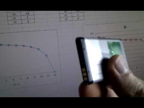 видео: Как увеличить время работы аккумулятора (после множества зарядок)