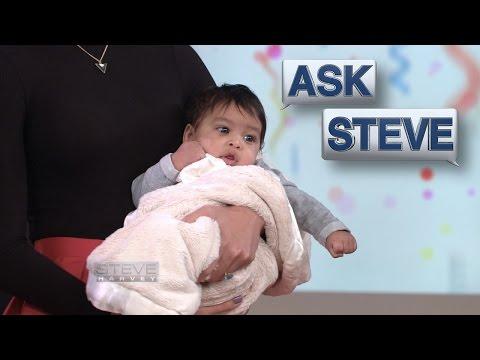 ask-steve:-steve's-grandson's-tv-debut!-||-steve-harvey