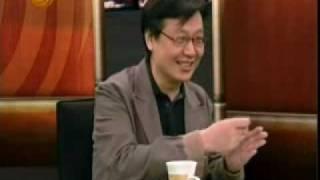 2010.3.17锵锵三人行C  窦文涛:局长日记风传网络 被称韩峰体