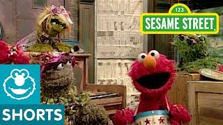 Sesame Street: Elmo Joins Oscar's Band
