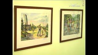 В Самаре открылась художественная выставка ''Я - профессионал''